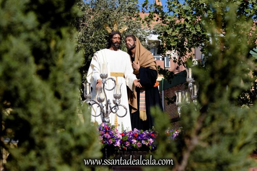Salida Procesional del Cristo de la Paz 2017 (17)