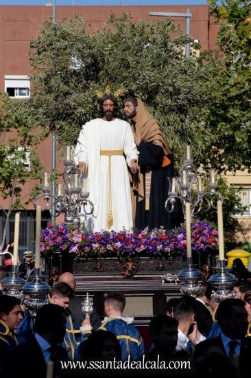 Salida Procesional del Cristo de la Paz 2017 (18)