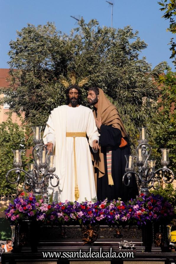 Salida Procesional del Cristo de la Paz 2017 (19)