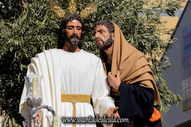Salida Procesional del Cristo de la Paz 2017 (2)