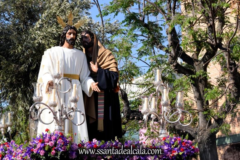 Salida Procesional del Cristo de la Paz 2017 (4)