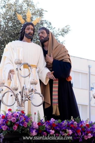 Salida Procesional del Cristo de la Paz 2017 (5)