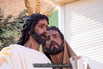 Salida Procesional del Cristo de la Paz 2017 (6)