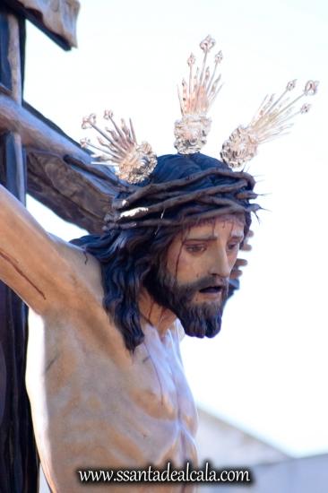 Salida Procesional del Cristo de San Miguel 2017 (10)