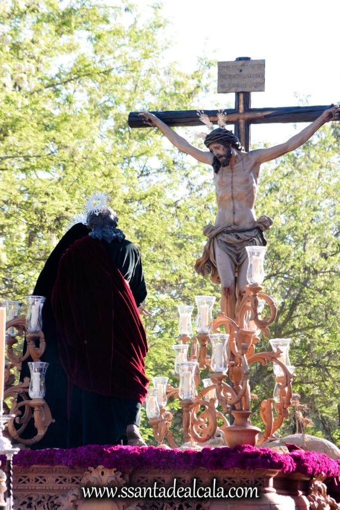 Salida Procesional del Cristo de San Miguel 2017 (11)