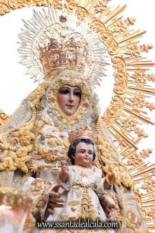 Salida Procesional de la Virgen del Dulce Nombre 2017 (11)