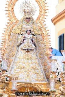 Salida Procesional de la Virgen del Dulce Nombre 2017 (13)