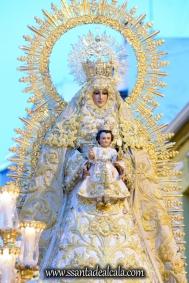 Salida Procesional de la Virgen del Dulce Nombre 2017 (15)