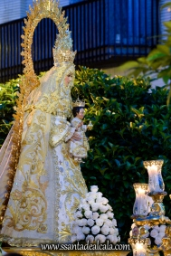 Salida Procesional de la Virgen del Dulce Nombre 2017 (17)