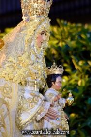 Salida Procesional de la Virgen del Dulce Nombre 2017 (18)