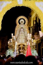 Salida Procesional de la Virgen del Dulce Nombre 2017 (21)