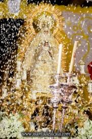 Salida Procesional de la Virgen del Dulce Nombre 2017 (23)