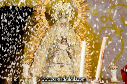 Salida Procesional de la Virgen del Dulce Nombre 2017 (24)