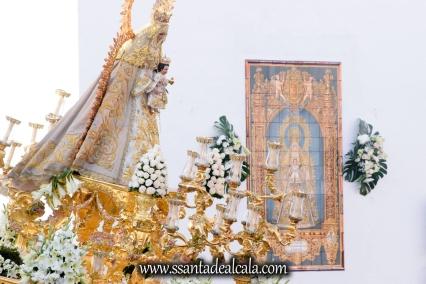 Salida Procesional de la Virgen del Dulce Nombre 2017 (3)