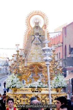 Salida Procesional de la Virgen del Dulce Nombre 2017 (7)