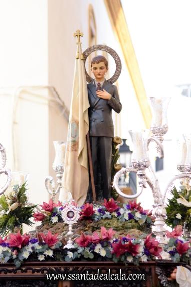 Salida Procesional de María Auxiliadora Coronada 2017 (1)