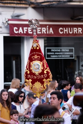 Salida Procesional de María Auxiliadora Coronada 2017 (17)
