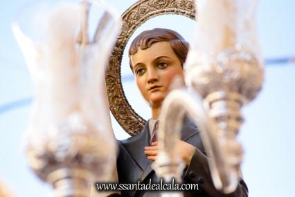 Salida Procesional de María Auxiliadora Coronada 2017 (2)