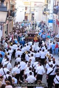 Salida Procesional de María Auxiliadora Coronada 2017 (21)