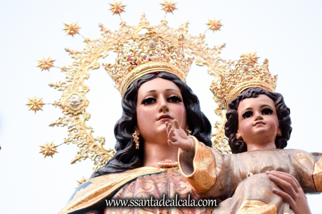 Salida Procesional de María Auxiliadora Coronada 2017 (26)