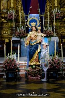 Solemne Besamanos a María Auxiliadora Coronada 2017 (1)