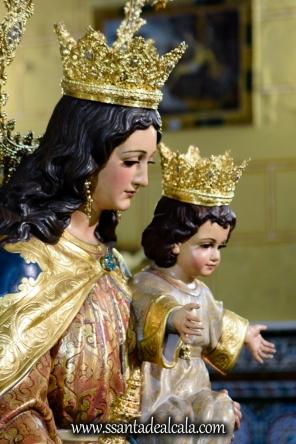 Solemne Besamanos a María Auxiliadora Coronada 2017 (15)