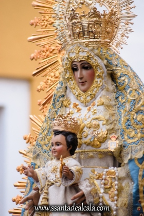 Traslado de la Virgen del Dulce Nombre 2017 (11)