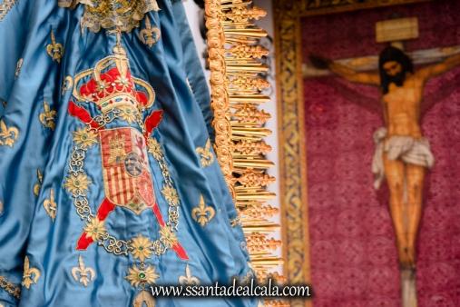 Traslado de la Virgen del Dulce Nombre 2017 (13)