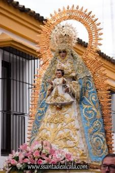 Traslado de la Virgen del Dulce Nombre 2017 (14)