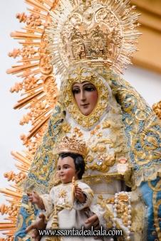 Traslado de la Virgen del Dulce Nombre 2017 (15)