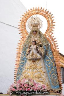 Traslado de la Virgen del Dulce Nombre 2017 (16)