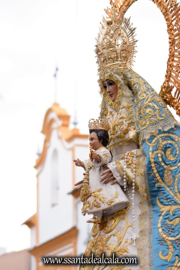 Traslado de la Virgen del Dulce Nombre 2017 (17)