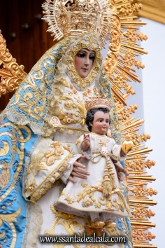 Traslado de la Virgen del Dulce Nombre 2017 (3)