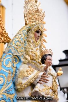 Traslado de la Virgen del Dulce Nombre 2017 (4)