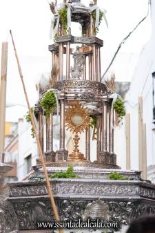 Salida Procesional del Corpus Christi 2017 (18)