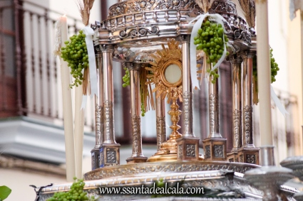 Salida Procesional del Corpus Christi 2017 (23)