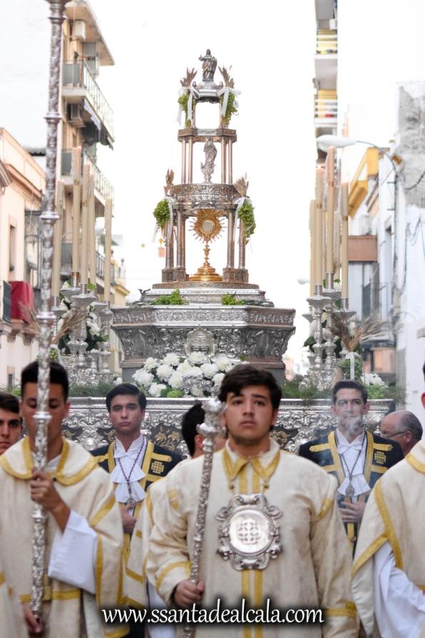 Salida Procesional del Corpus Christi 2017 (24)