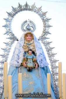 Salida Procesional de la Virgen de la Aguilita 2017 (10)