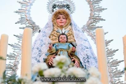 Salida Procesional de la Virgen de la Aguilita 2017 (4)