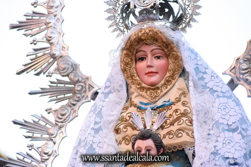 Salida Procesional de la Virgen de la Aguilita 2017 (5)