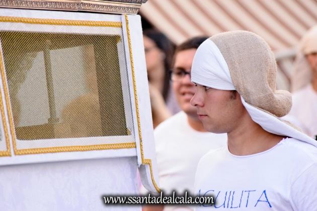 Salida Procesional de la Virgen de la Aguilita 2017 (8)