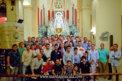 Entrega del llamador de la Virgen del Águila 2017 (12)