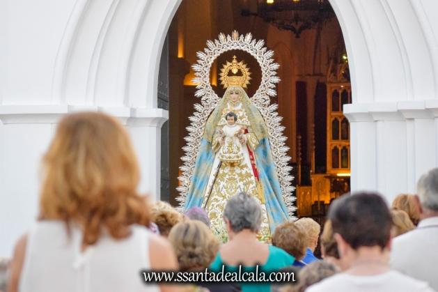 Misa de Campaña de la Virgen del Águila 2017 (1)