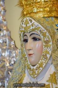 Misa de Campaña de la Virgen del Águila 2017 (10)
