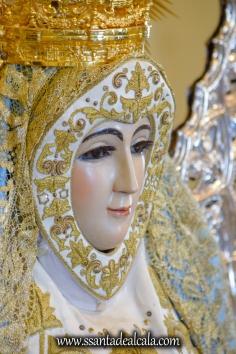 Misa de Campaña de la Virgen del Águila 2017 (15)