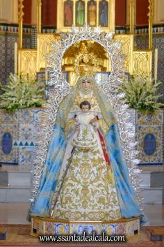 Misa de Campaña de la Virgen del Águila 2017 (18)