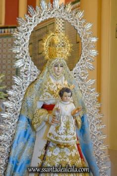 Misa de Campaña de la Virgen del Águila 2017 (19)