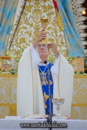 Misa de Campaña de la Virgen del Águila 2017 (2)