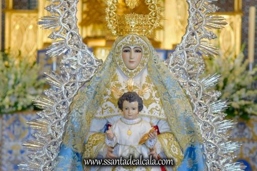 Misa de Campaña de la Virgen del Águila 2017 (20)