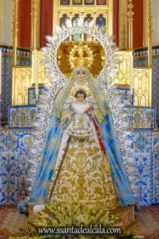 Misa de Campaña de la Virgen del Águila 2017 (22)